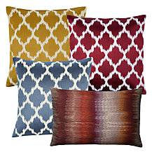 Fabulous Fusion Cushion Collection