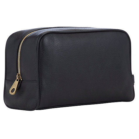 Buy Mulberry Natural Leather Wash Bag Online at johnlewis.com