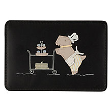 Buy Radley Patisserie Card Holder, Black Online at johnlewis.com