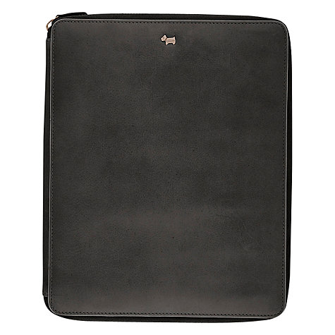 Buy Radley Blair iPad Mini Cover, Black Online at johnlewis.com