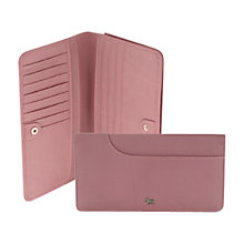 Buy Radley Pocket Large Matinee Purse, Coral Online at johnlewis.com