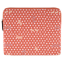 Buy Radley Hibbert Ipad Cover, Pink Online at johnlewis.com