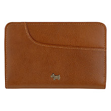 Buy Radley Pocket Bag Zip Leather Wallet, Tan Online at johnlewis.com