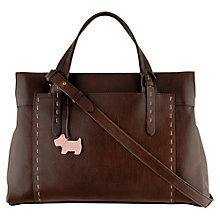 Buy Radley Barnsley Leather Large Multiway Tote Handbag Online at johnlewis.com