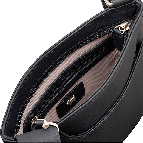 Buy Radley Pocket Small Leather Across Body Bag Online at johnlewis.com