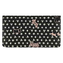 Buy Radley Dog N Spot Large Leather Matinee Purse Online at johnlewis.com