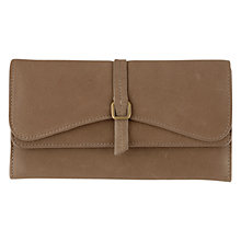 Buy Radley Grosvenor Large Leather Matinee Wallet, Slate Online at johnlewis.com