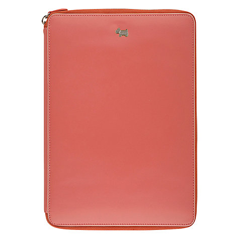 Buy Radley Blair iPad Mini Cover, Coral Online at johnlewis.com