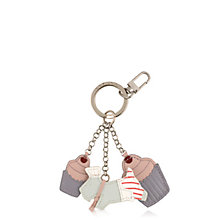 Buy Radley Patisserie Raderlie Keyring, Multi Online at johnlewis.com