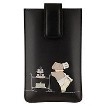 Buy Radley Patisserie Raderlie iPhone 5 Case, Black Online at johnlewis.com
