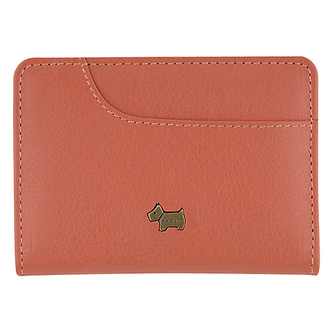 Buy Radley Pocket Bag Leather Card Holder Online at johnlewis.com
