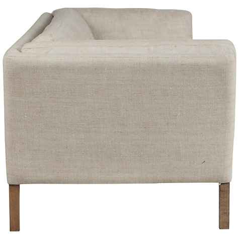 Buy Halo Groucho Medium Sofa, Linen Online at johnlewis.com