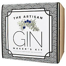Buy The Artisan Gin Makers Kit Online at johnlewis.com