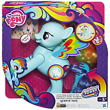 Buy My Little Pony Rainbow Dash Online at johnlewis.com