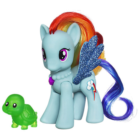 Buy My Little Pony Deluxe Pony, Assorted Online at johnlewis.com