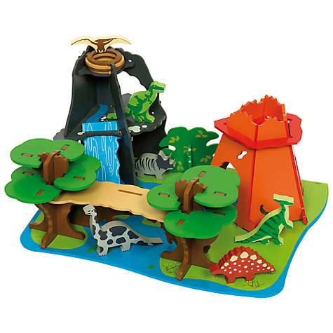 Buy Bigjigs Dino Island Online at johnlewis.com