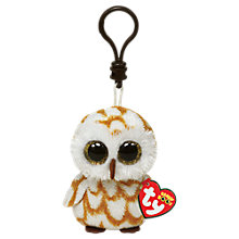Buy Ty Beanie Boo Mini Soft Toy Clip, Assorted Online at johnlewis.com