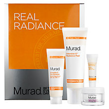 Buy Murad Real Radiance Skincare Gift Set Online at johnlewis.com