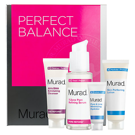 Buy Murad Perfect Balance Skincare Gift Set Online at johnlewis.com