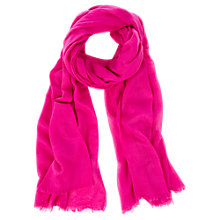 Buy Coast Scarf, Pink Online at johnlewis.com