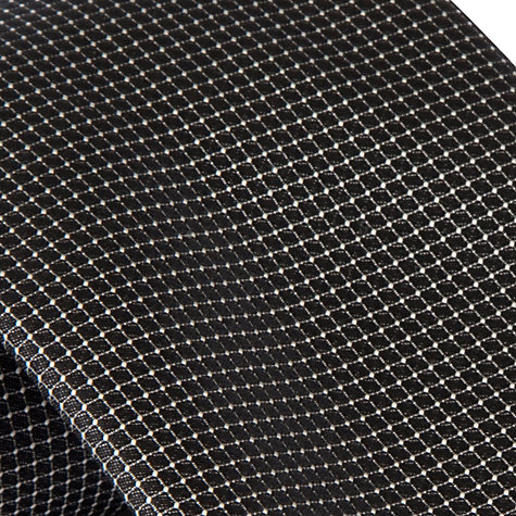 Buy BOSS Silk Tie, Black Online at johnlewis.com