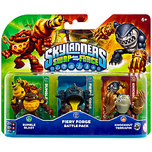 Buy Skylanders Swap Force Fiery Forge Battle Pack, All Platforms Online at johnlewis.com