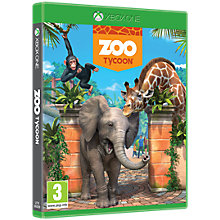 Buy Zoo Tycoon, Xbox One Online at johnlewis.com