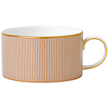 Buy Wedgwood Palladian Teacup Online at johnlewis.com