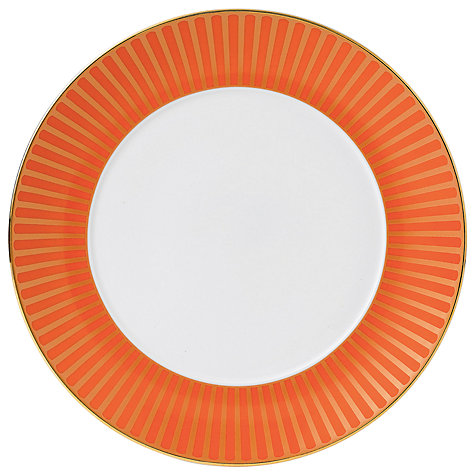 Buy Wedgwood Palladian Accent Dessert Plate, Dia.24cm Online at johnlewis.com