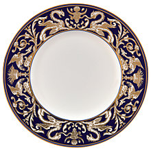 Buy Wedgwood Renaissance Plate, Dia.23cm Online at johnlewis.com