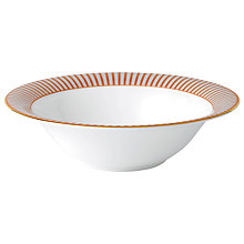 Buy Wedgwood Palladian Round Serving Bowl, Dia.27cm Online at johnlewis.com