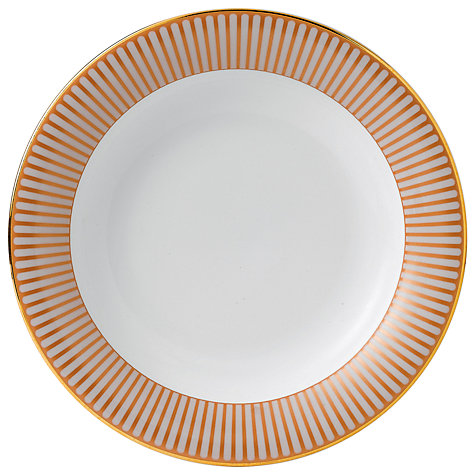 Buy Wedgwood Palladian Soup Plate, Dia.23cm Online at johnlewis.com