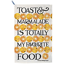 Buy Emma Bridgewater Black Toast Marmalade Tea Towel Online at johnlewis.com