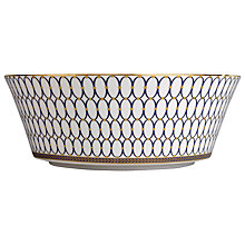 Buy Wedgwood Renaissance Round Serving Bowl Online at johnlewis.com