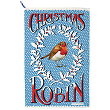 Buy Emma Bridgewater Robin in a Snowstorm Tea Towel Online at johnlewis.com