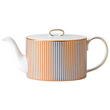 Buy Wedgwood Palladian Teapot Online at johnlewis.com