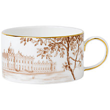 Buy Wedgwood Palladian Accent Tea Cup Online at johnlewis.com