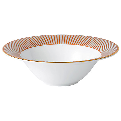 Buy Wedgwood Palladian Cereal Bowl, Dia.22cm Online at johnlewis.com