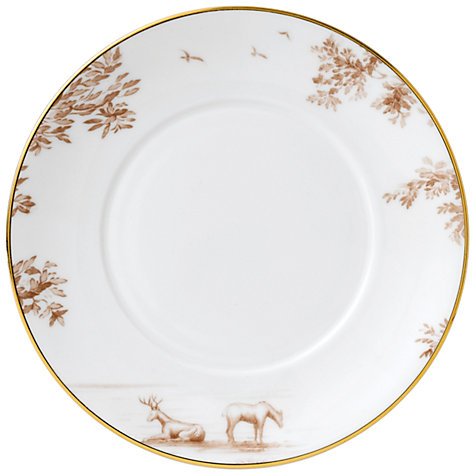 Buy Wedgwood Palladian Accent Tea Saucer Online at johnlewis.com
