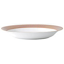 Buy Wedgwood Palladian Oval Serving Bowl Online at johnlewis.com