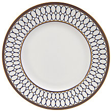 Buy Wedgwood Renaissance Gold Dinner Plate, Dia.27cm Online at johnlewis.com