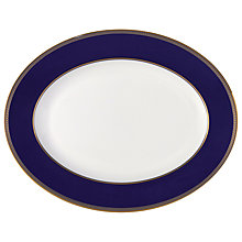 Buy Wedgwood Oval Serving Dish Online at johnlewis.com