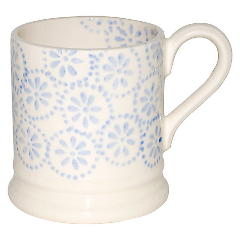 Buy Emma Bridgewater Lavender Daisy Mug, 0.3L Online at johnlewis.com