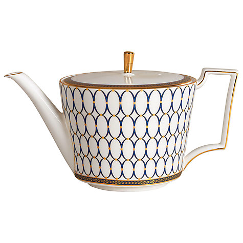 Buy Wedgwood Renaissance Teapot, 1L Online at johnlewis.com