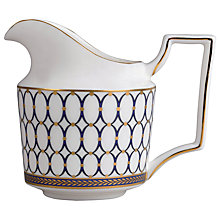 Buy Wedgwood Renaissance Cream Jug Online at johnlewis.com