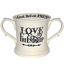 Buy Emma Bridgewater Black Toast Loving Cup Online at johnlewis.com