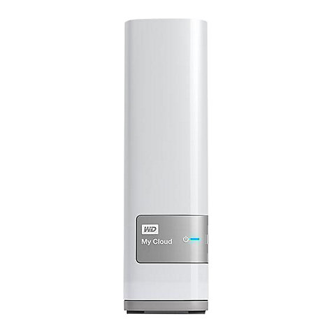 Buy WD My Cloud, Personal Cloud Storage & Network Attached Storage Drive, 3TB Online at johnlewis.com