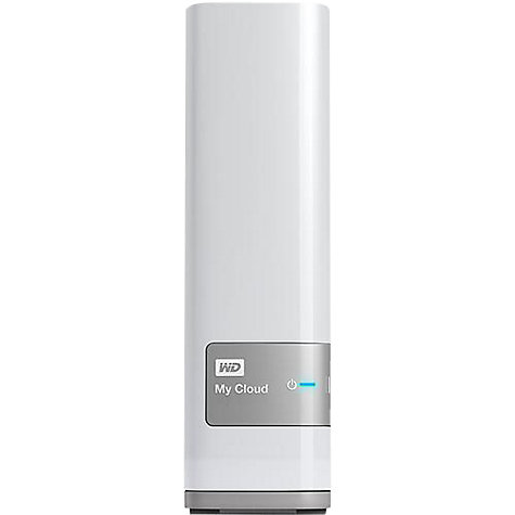 Buy WD My Cloud, Personal Cloud Storage & Network Attached Storage Drive, 2TB Online at johnlewis.com
