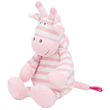 Buy John Lewis Giraffe Small Toy Rattle Online at johnlewis.com