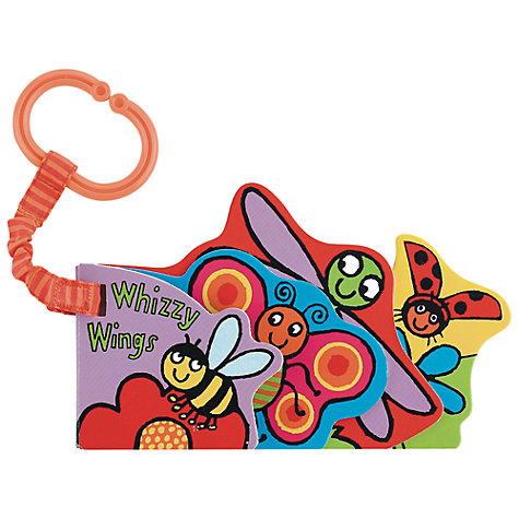 Buy Jellycat Whizzy Wings Board Book Online at johnlewis.com